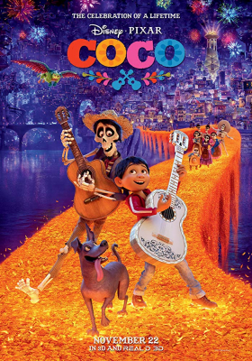 Coco โคโค่ วันอลวน วิญญาณอลเวง (2017)