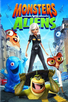 Monsters vs. Aliens มอนสเตอร์ ปะทะ เอเลี่ยน (2009)