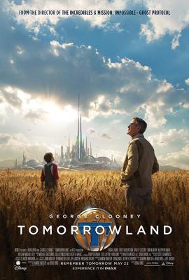 Tomorrowland ผจญแดนอนาคต (2015)