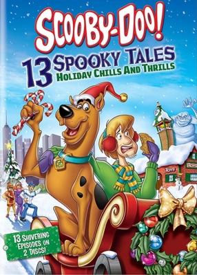 Scooby Doo 13 Spooky Tales Ruh Roh Robot (2016)