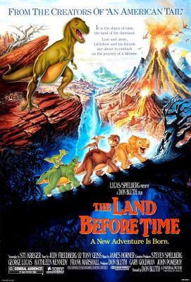 The Land Before Time ญาติไดโนเสาร์เจ้าเล่ห์ (1998)