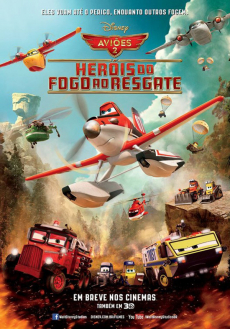 Planes 2: Fire & Rescue เพลนส์ ผจญเพลิงเหินเวหา ภาค 2 (2014)