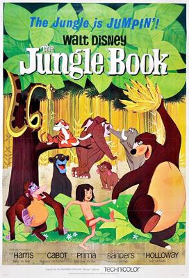 The Jungle Book เมาคลีลูกหมาป่า ภาค1 (1967)
