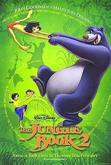 The Jungle Book เมาคลีลูกหมาป่า ภาค2 (2003)