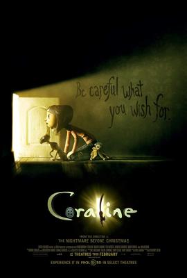 Coraline โครอลไลน์กับโลกมิติพิศวง (2009)