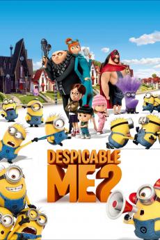Despicable Me 2 มิสเตอร์แสบ ร้ายเกินพิกัด ภาค 2 (2013)