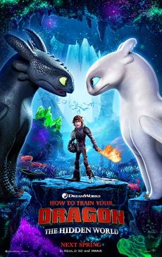 How to Train Your Dragon 3: The Hidden World อภินิหารไวกิ้งพิชิตมังกร ภาค 3 (2019)