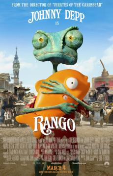 Rango แรงโก้ ฮีโร่ทะเลทราย (2011)