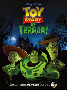 Toy Story of Terror ทอยสตอรี่ ตอนพิเศษ หนังสยองขวัญ (2013)