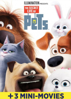The Secret Life of Pets 1 เรื่องลับแก๊งขนฟู ภาค 1 (2016)