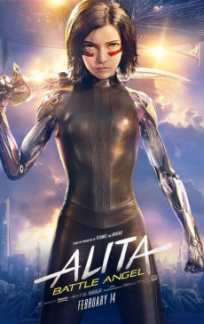 Alita: Battle Angel อลิตา แบทเทิล แองเจิ้ล (2019)