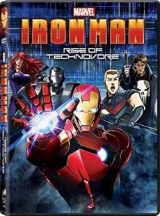 Iron Man: Rise of Technovore ไอออน แมน ปะทะ จอมวายร้ายเทคโนมหาประลัย (2013)