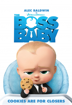 The Boss Baby เดอะ บอส เบบี้ (2017