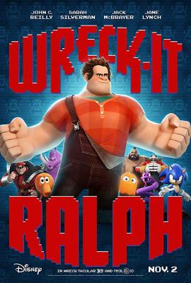 Wreck-It Ralph 1 ราล์ฟ วายร้ายหัวใจฮีโร่ ภาค1 (2012)
