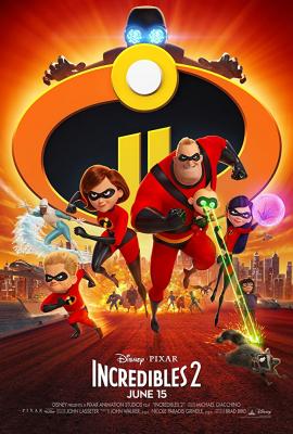 Incredibles 2 รวมเหล่ายอดคนพิทักษ์โลก ภาค2 (2018)