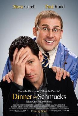 Dinner for Schmucks ปาร์ตี้นี้มีแต่เพี้ยน (2010)