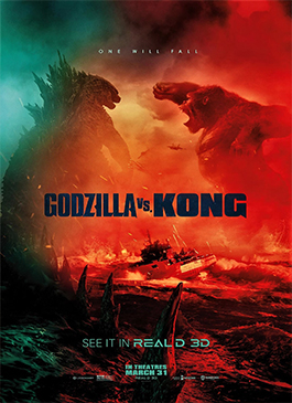 Godzilla vs. Kong ก็อดซิลล่า ปะทะ คอง (2021)