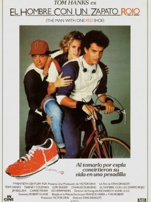 The Man with One Red Shoe นักเสือกเกือกแดง (1985) ซับไทย