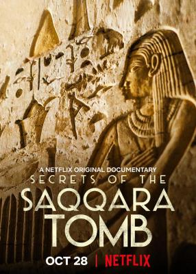 Secrets of the Saqqara Tomb ไขความลับสุสานซัคคารา (2020) ซับไทย