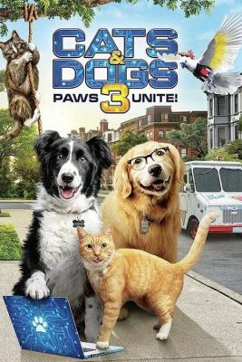 Cats & Dogs 3: Paws Unite สงครามพยัคฆ์ร้ายขนปุย 3 (2020) ซับไทย