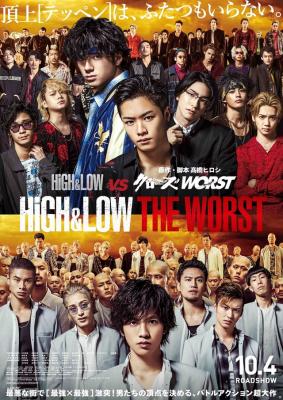 High & Low: The Worst (2019) ซับไทย
